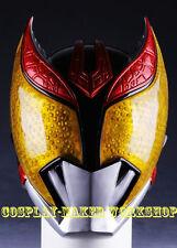 1/1 R005 Cosplay Masked Ride/Kamen Rider Kiva Gaoh Emperor Form Wear Helmet/Mask