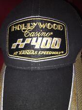 2011 Jimmie Johnson KANSAS Hollywood Victory Lane Pit Crew Hat Hendrick Chevy