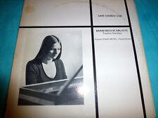 Scarlatti - 12 Sonatas / Elaine Comparone RARE NICE