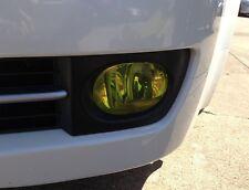 04-08 Acura TL Yellow Fog light JDM TINT PreCut Vinyl Film Overlays
