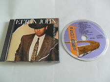 ELTON JOHN - Breaking Heart (CD 1984) WEST GERMANY Pressing
