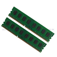 High-Density 8GO 2X4GO PC3-12800 DDR3 1600MHZ 8G Desktop mémoire for AMD CPU RAM