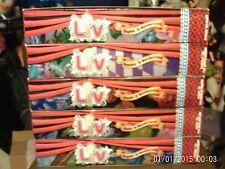 SET OF 5 SPIN MASTER LIV WONDERLAND DOLLS IN BOXES MINT MAKE OFFERS