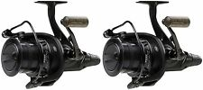 2 x Penn New Affinity II 8000LC Live Liner Fixed Spool Spinning Sea Fishing Reel
