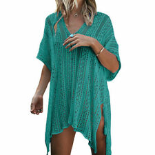 XL Women Floral Chiffon Kimono Cardigans Top Lace Hemline Loose Sleeves Cover up