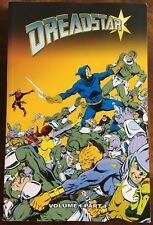 DREADSTAR JIM STARLIN DEFINITIVE COLLECTION VOLUME 1 PART 1 DYNAMIC FORCES TPB