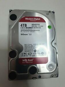 "Western Digital WD Red 4TB, Internal, 5400 RPM, 3.5"" WD40EFRX, Hard Drive (90)"