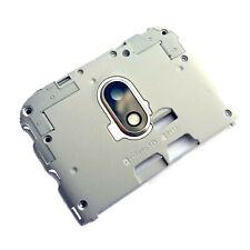 100% Genuine Motorola MOTO E3 rear frame+camera glass+flash+antenna XT1700 White
