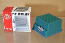 FLEISCHMANN 6960 ELECTRONIC LAG DELAY TRACK AUTOMATION UNIT BOXED nn