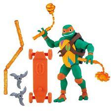 Rise of the Teenage Mutant Ninja Turtles Michelangelo The Wild Card Figure 10 cm