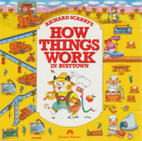 HOW THINGS WORK IN BUSYTOWN PC GAME 1994 +1Clk Windows 10 8 7 Vista XP Install