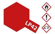 TAMIYA 82142-lp-42 Mica Rouge Brillant 10 Ml (36,90 €/100 ml) - NEUF