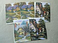 5 Current Birthday Cards and Envelopes / Country Living / Cottage