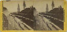 C.P.R.R Hart/Watkins series # 85 Fort Point Cut 1860's