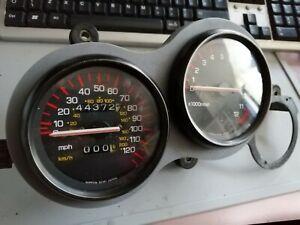Special Rare Yamaha RD350F2 YPVS Clocks rubber/damper as 47x-83513-00 GREY