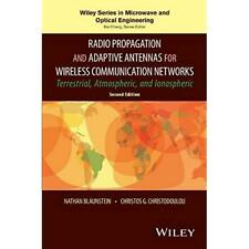Radio Propagation and Adaptive Antennas for Wireless Communication Networks (Wil