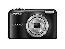 Nikon COOLPIX L31 16,1 MP Digitalkamera - Schwarz Neu