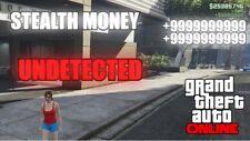 GTA V PC-mod de niveau de service 1-8000 & 1b+ Cash & tous déverrouille Fast & Safe