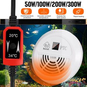 50-300W Aquarium Intelligent Heater Thermostat Water Warmer Automatic   ☆√