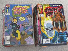 Lot of 73 Marvel Ghost Rider Vol 2 comics 2 - 74 VF avg condition