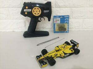 OLD Super Very Rare!! Kyosho MINI-Z F1 BITTEN HONDA #11 READYSET JAPAN MODEL F/S