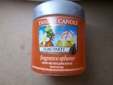 Yankee Candle Usa Rare Fragrance Spheres - Luau Party