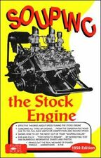 Souping Stock Engine Ford Desoto Studebaker Flathead Cadillac Chevrolet