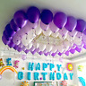 100pc 10Inch Latex Balloons Wedding Birthday Party Baby Shower Decoration Ballon