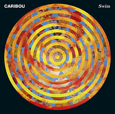 Caribou SWIM +MP3s Gatefold MERGE RECORDS New Sealed Vinyl 2 LP