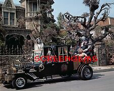 The Munsters STUNNING 16x20 rare archival photo Large!  TV flawless Fred Gwynne