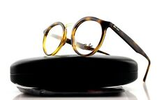 NEW Authentic RAY-BAN Large Round Tortoise Gold EyeGlasses Frame RX 7110 2012