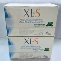 4 Boîtes Xls Cure Tisane Minceur Laxative Amincissante Xls Médical