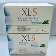 4 Boîtes Xls Cure Médical Minceur Tisane Laxative Maigrir Amincissante