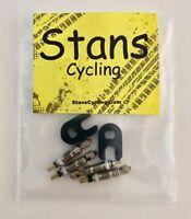 4 Stans Cycling...  Presta Removable Valve Cores + 2 Valve Core Removers