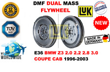 FOR E36 BMW Z3 2.0 2.2 2.8 3.0 COUPE CAB 1996-2003 NEW DMF DUAL MASS FLYWHEEL
