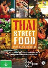 Thai Street Food With David Thompson (DVD, 2015) (D174/D175/D182)