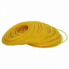 """25m Yellow 1/4"""" Pipe Tube Hose HMA Reverse Osmosis Water Filter Fridge Tubing"""
