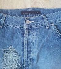 DRYKORN Jeans * denim edition * W 34 / L 32 * blau mit used look * NEU
