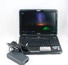 "MSI GT60 - Gaming Laptop - Intel Core i7 - 3610QM @ 2,3 GHz, 8 GB RAM, 15,6"""