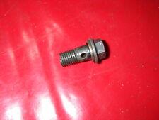 NEW NOS FACTORY OEM KTM HOLLOW SCREW BRAKE CYLINDER BOLT 47013025000