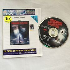 Kingdom Hospital - The Series (DVD, 2005, 4-Disc Set) MISSING DISK 3 & NO CASE