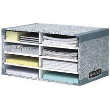 Bankers Box Système de bureau trieur (Pack de 5) 08750 [BB18750]