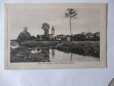 Ansichtskarte Die Wupper bei Wipperführt
