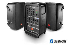 """JBL EON208P 8"""" PA Speaker System with 8 Channel Mixer"""