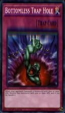 2017 Yu-Gi-Oh Starter Deck Link Strike #YS17EN037 Bottomless Trap Hole C