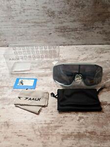 AALK Cycling Glasses Men Women Polarized Sports Baseball Sunglasses Goggles