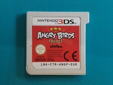 NINTENDO 3DS : angry birds trilogy