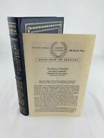 Easton Press ~ Famous Editions ~ The Vicar of Wakefield ~ Oliver Goldsmith