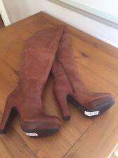 Dune High Heel (3-4.5 in.) Over Knee Boots for Women