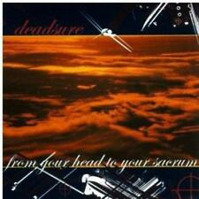 Deadsure - From Your Head To Your Sacrum (NEW CD)